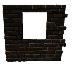 Brick Windowframe (Primitive Plus)