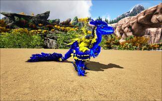 Mod Ark Eternal Elemental Lightning DeinoNychus Image.jpg