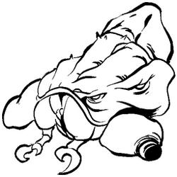 キブル(プルモノスコルピウスの卵)