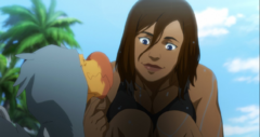 Helena's First Day on the Island ARK.png