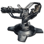 Minigun Turret