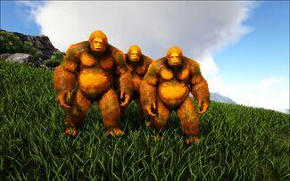 Mod Ark Eternal Ancient Gigantopithecus Minions Image.jpg