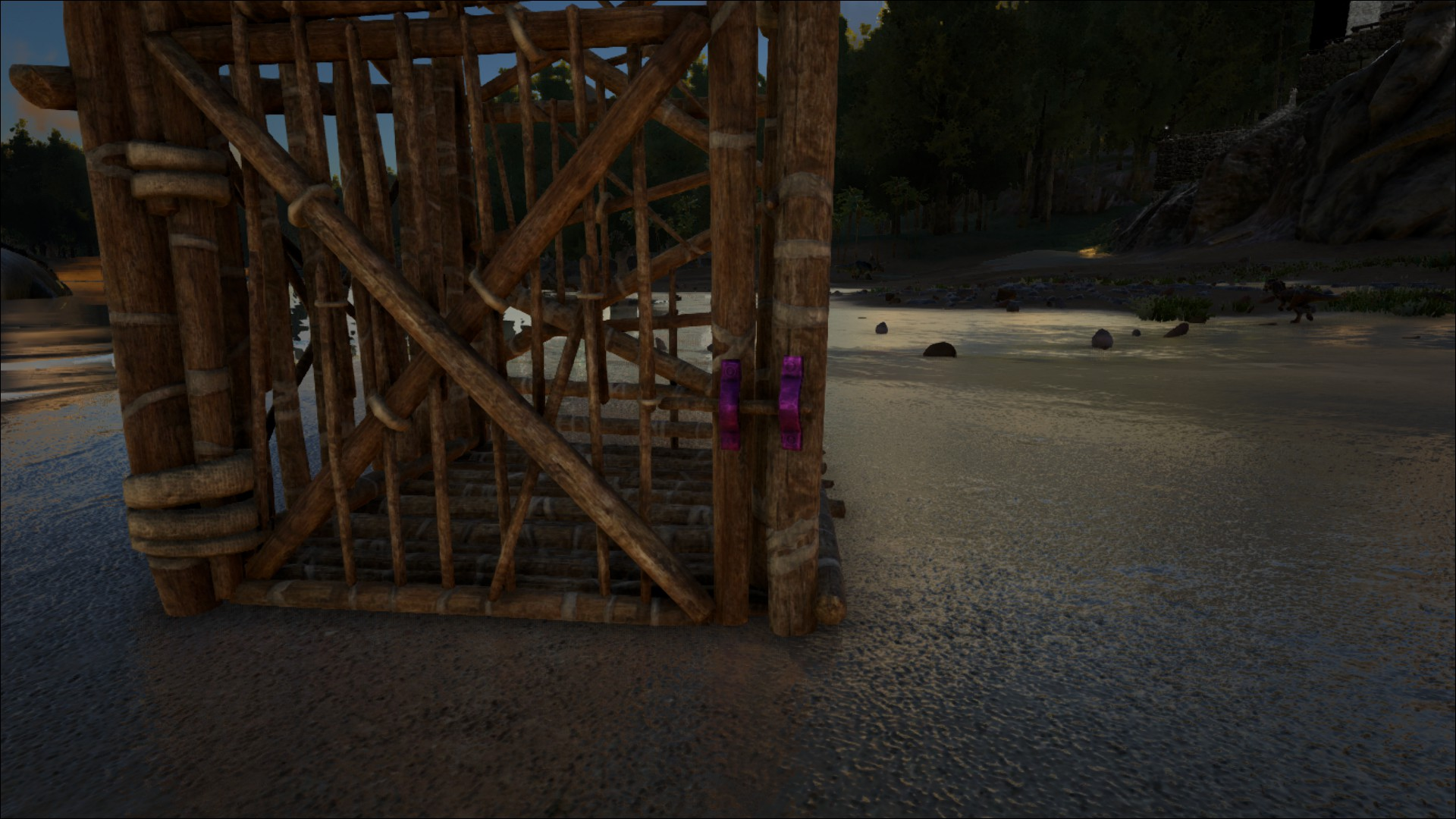Wooden Cage - Official ARK: Survival Evolved Wiki