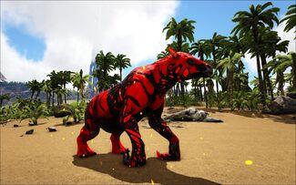 Mod Ark Eternal Eternal Alpha Corrupted Chalicotherium Image.jpg