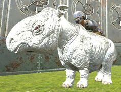 Chibi-Paraceratherium in game.jpg