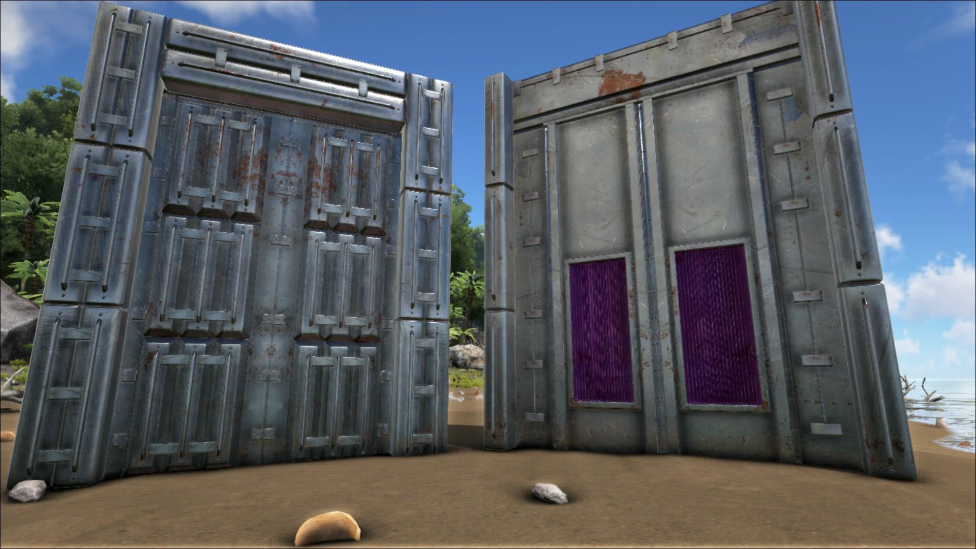 ... Region 6 & Metal Dinosaur Gate - Official ARK: Survival Evolved Wiki Pezcame.Com