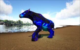 Mod Ark Eternal Elemental Lightning Corrupted Chalicotherium Image.jpg
