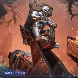 Jar of Pitch (Genesis: Part 2)