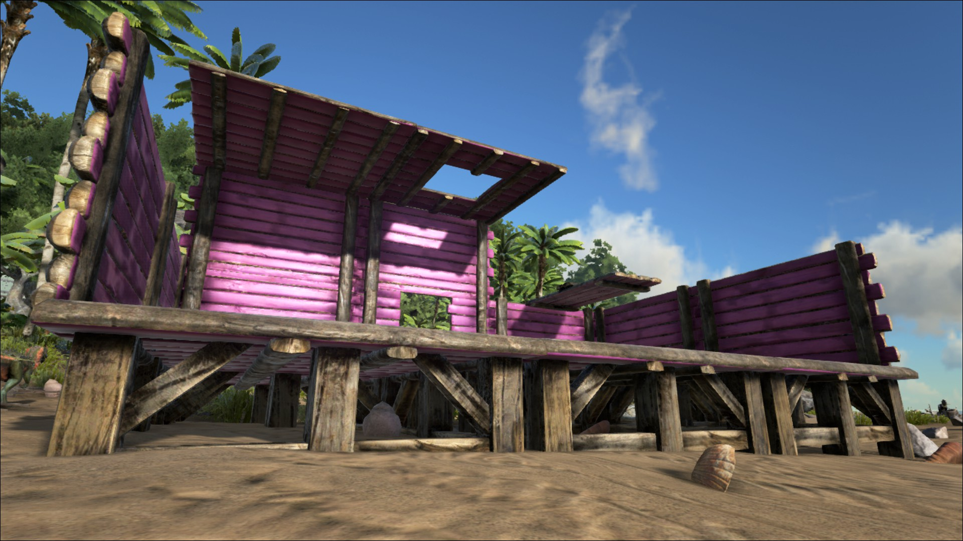 Wood Ark Survival Wooden Foundation Official Ark Survival Evolved Wiki. Wood  Ark Survival   Wooden Foundation Official Ark Survival Evolved ...