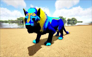 Mod Ark Eternal Elemental Lightning Lion Male Image.jpg