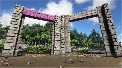 Behemoth Stone Dinosaur Gateway PaintRegion1.jpg