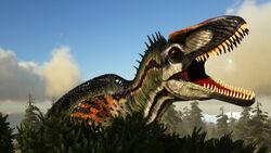 Mod ARK Additions Acrocanthosaurus image 3.jpg