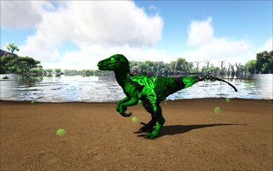 Mod Ark Eternal Elemental Corrupted Poison Raptor Image.jpg