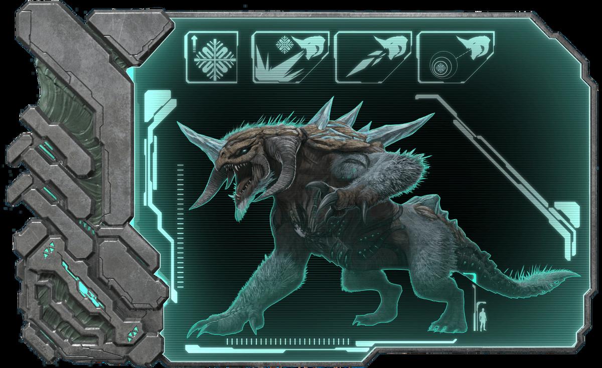 Ice Titan Official Ark Survival Evolved Wiki