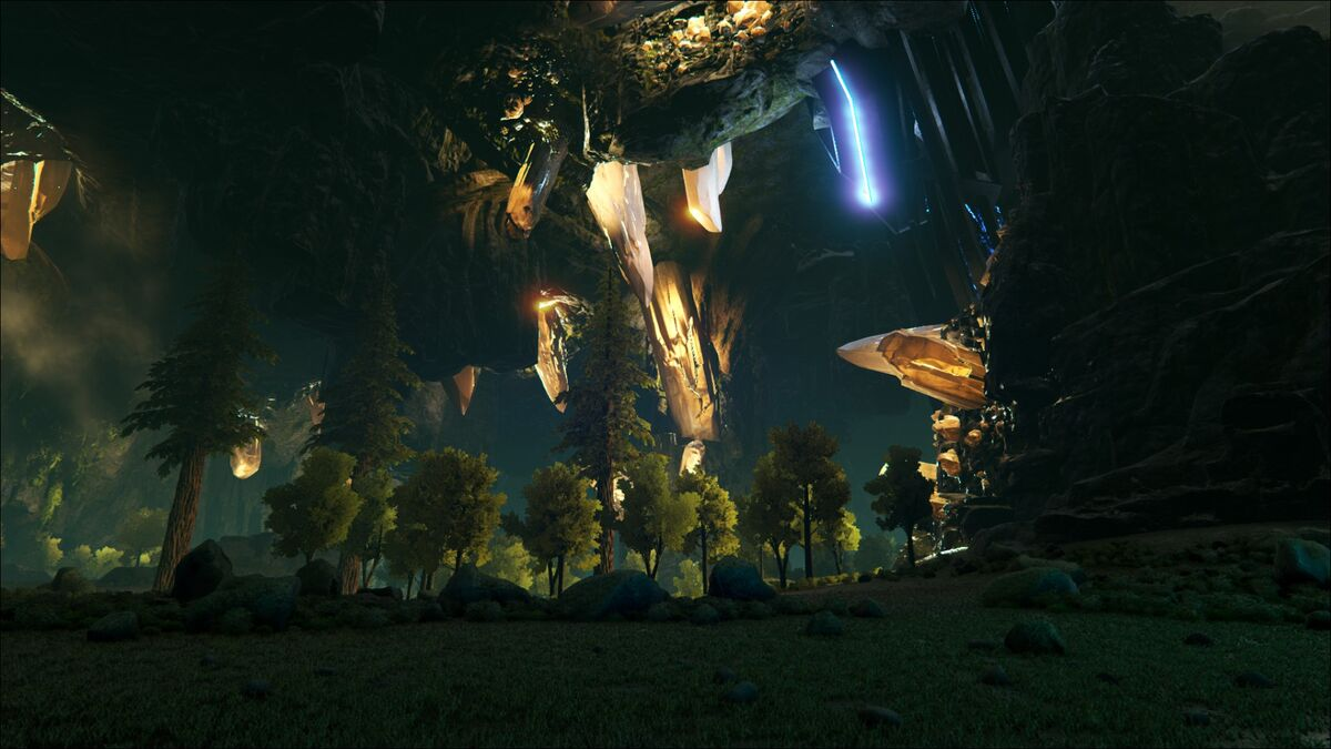 Crater Forest Extinction Official Ark Survival Evolved Wiki Submitted 2 years ago by sparks_ob. crater forest extinction official