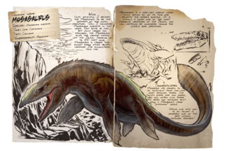 Mosasaurus Official Ark Survival Evolved Wiki