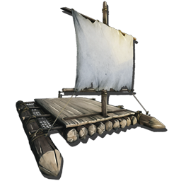 Wooden Raft Official Ark Survival Evolved Wiki
