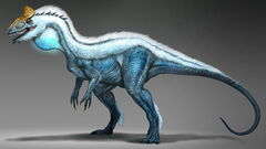 Mod ARK Additions Cryolophosaurus concept art.jpg