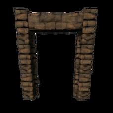 Brick Dinosaur Gateway (Primitive Plus).png