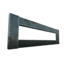 Mod Structures Plus S- Glass Half Wall.png