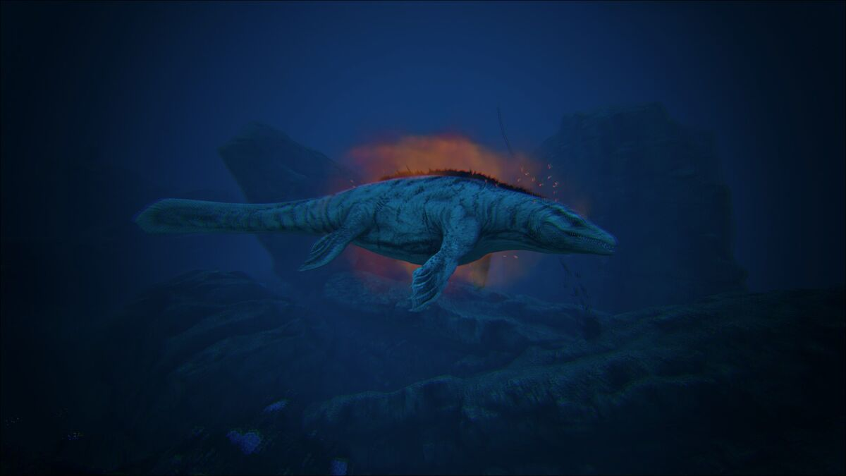 Alpha Mosasaur Official Ark Survival Evolved Wiki To spawn black pearl, use the command: alpha mosasaur official ark survival