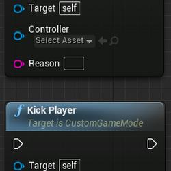 Kick Player
