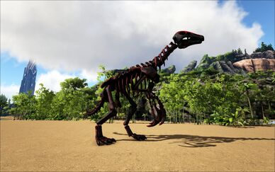 Resurrected Therizinosaurus Official Ark Survival Evolved Wiki That makes taming a giga look like taming a dodo. resurrected therizinosaurus official