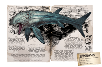 Leedsichthys Official Ark Survival Evolved Wiki