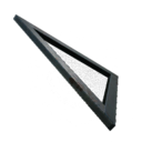 Mod Structures Plus S- Glass Triangle Roof.png
