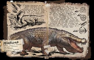 Deinosuchus - Official ARK: Survival Evolved Wiki