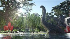 Mod ARK Additions Brachiosaurus image 3.jpg