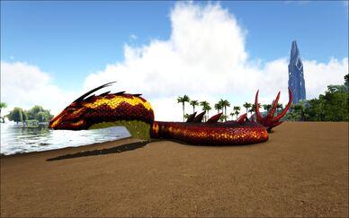Mod Ark Eternal Eternal Alpha Basilisk Image.jpg