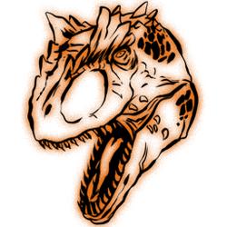 Mod:Primal Fear/Omega Allosaurus