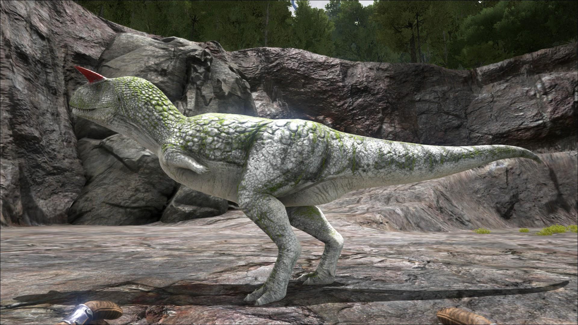 Car Paint Colors >> Carnotaurus - Official ARK: Survival Evolved Wiki