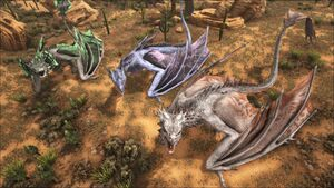 Wyvern Official Ark Survival Evolved Wiki This method allows you to raise the wyvern without having to get milk, so great for first. wyvern official ark survival evolved