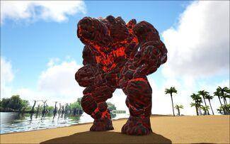 Mod Ark Eternal Eternal Lava Golem Image.jpg