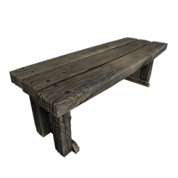 Wooden Bench - Official ARK: Survival Evolved Wiki