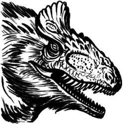 Mod:ARK Additions/Cryolophosaurus