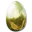 Golden Hesperornis Egg.png