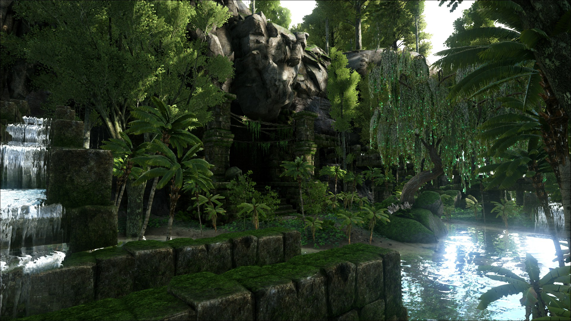 The Lost Temple Valguero Official Ark Survival Evolved Wiki Learn about secret caves, dinos and more. the lost temple valguero official