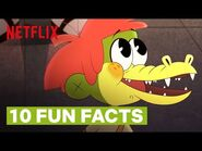 Top 10 Fun Facts About Arlo the Alligator Boy - Netflix Futures