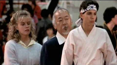 Karate Kid Montage - You're the Best