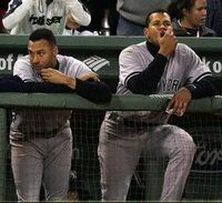 A-Rod and Jeter