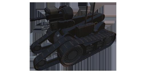 ED-1 Mini UGV
