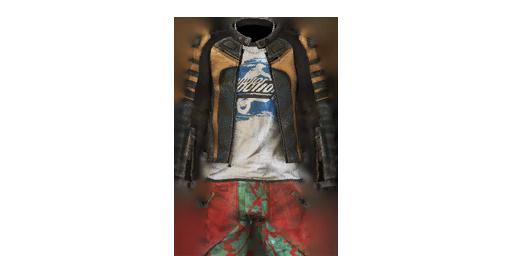 Jacket and Shorts (uniform)