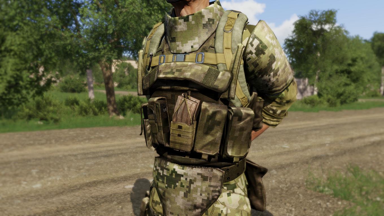 GA Carrier GL Rig (AAF)