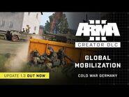 Arma 3 Creator DLC- Global Mobilization - Cold War Germany Update 1