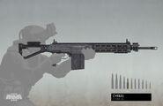 CYRUS Marksmen DLC screenshot