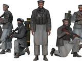 People of Takistan