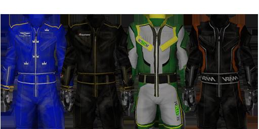 Driver Coverall (uniform)
